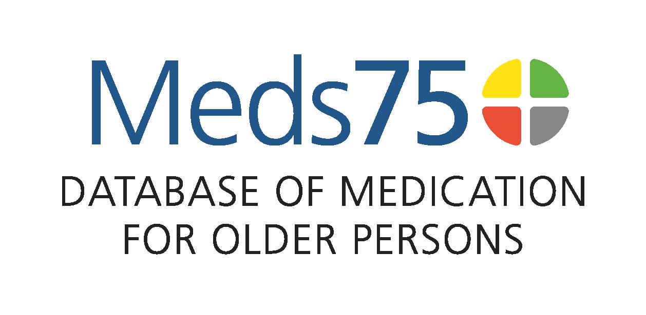 Meds75+ logo